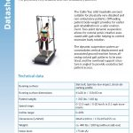Callis Trac 60E Datasheet