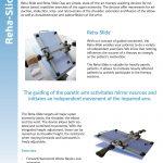 Reha-Slide & Reha-Slide Duo Flyer